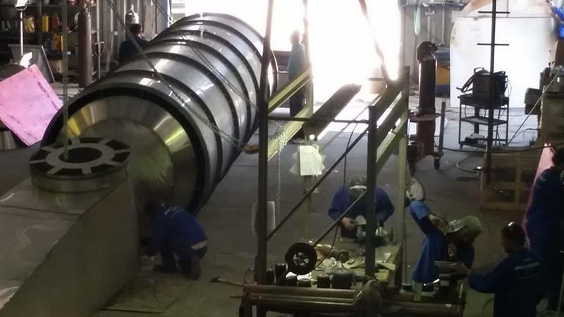 Secador atomizador
