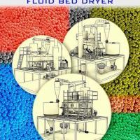 Secador de leito fluidizado